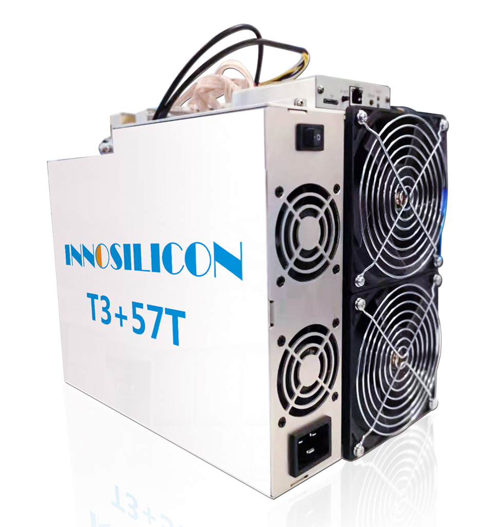 Buy INNOSILICON T3+57T BTC Miner now
