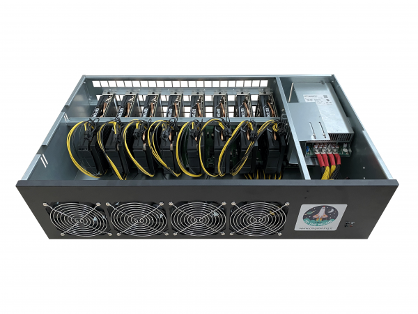 Mining Rig RTX 3070 for sale