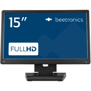 15 inch Monitoring Screen For Crypto Mining