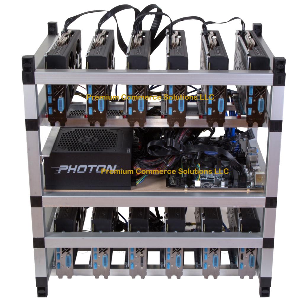 Buy GPU AMD RX 6700 Mining Rig Now