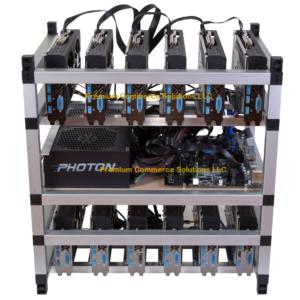Buy GPU AMD RX 6700 Mining Rig Now, Order GPU AMD RX 6700 Mining rig online, US sell GPU AMD RX 6700 Mining rig, cheap GPU AMD RX 6700 Miners